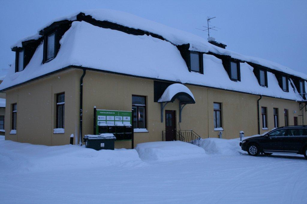 Bild på advokatbyråns kontor i Boden