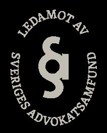 Advokatsamfundets logga